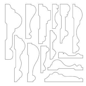 Chair Rail Mouldings