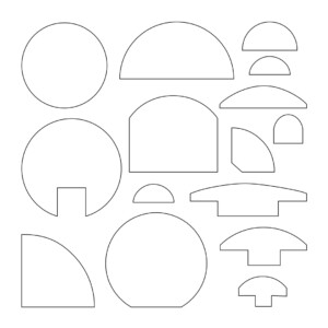 Round Mouldings