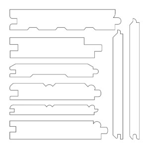 Tongue & Groove Mouldings
